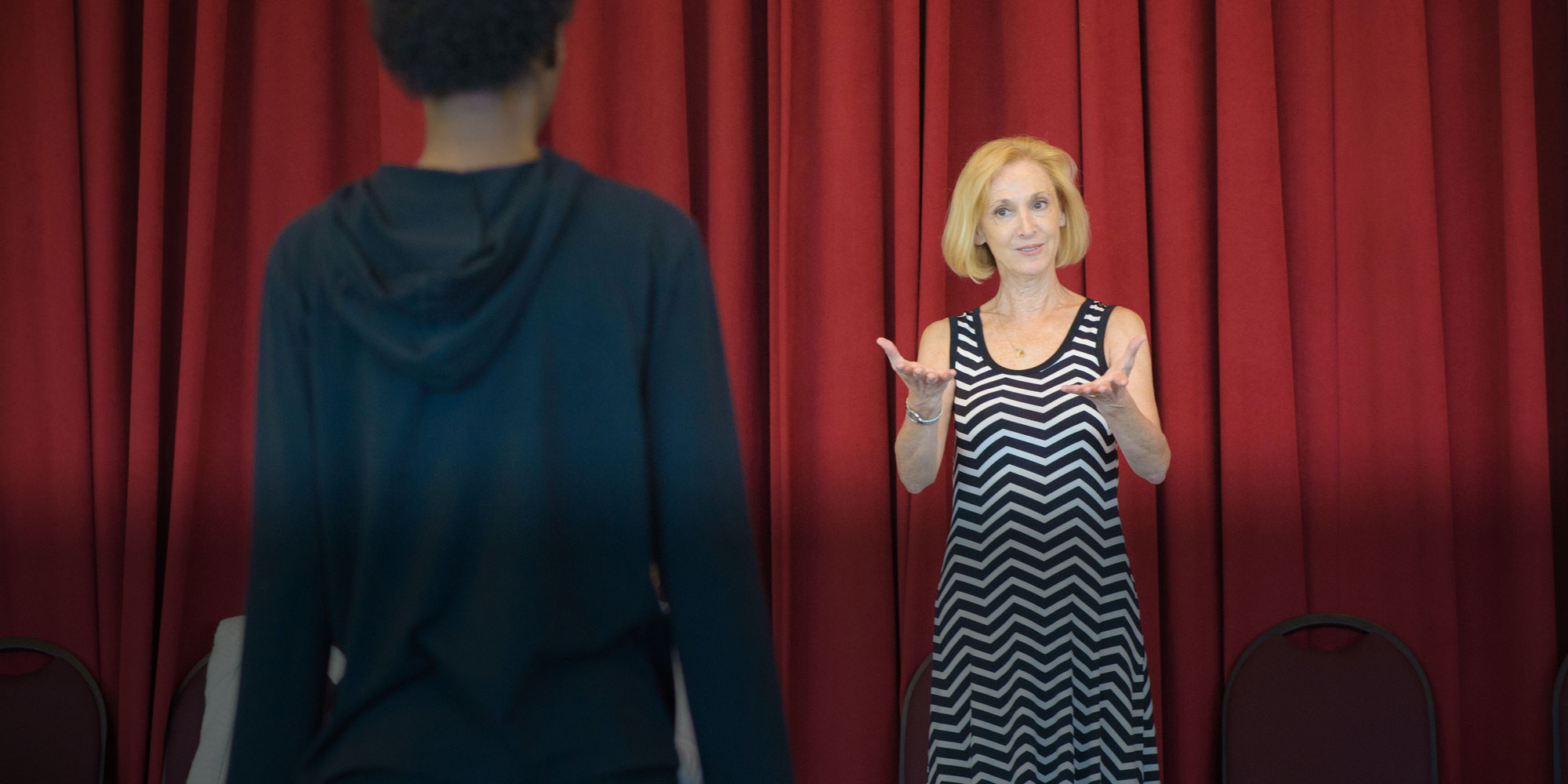 Nora Brennan The Broadway Artists Intensive